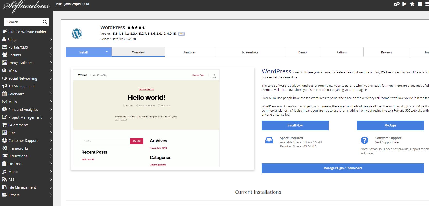 How to create Staging of website on wordpress